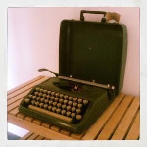 Olivetti Lettera 82 in Casa Molinaroli