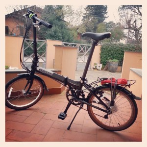 Dahon Vitesse Folding Bike
